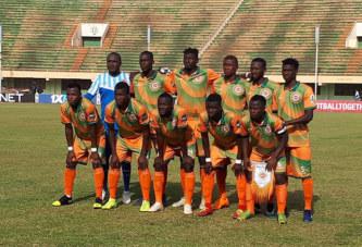Coupe CAF: Salitas gagne encore un point