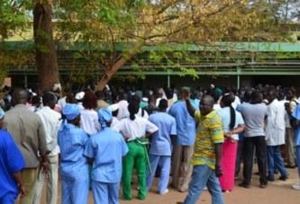 Burkina Faso: Le SYNTSHA décrète une opération caisses vides du 7 juin au 1er septembre