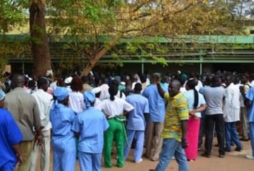 Santé: Le mot d'ordre  de grève suspendu par les syndicats