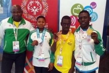Jeux mondiaux d'Abu Dhabi 2019:Déjà dix-neuf médailles pour les Etalons