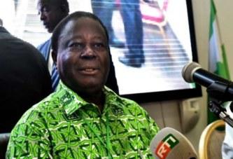 Côte d'Ivoire : Les mouvements et associations du PDCI-RDA prêts à soutenir la candidature d'Henri Konan BEDIE en 2020