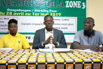 Jeux Africains 2019: La qualification en handball de la zone 3 se déroule à Ouagadougou