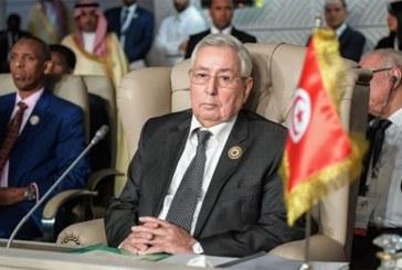Algérie : Qui est Abdelkader Bensalah, le successeur par intérim de Bouteflika?