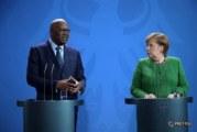 Coopération: la chancelière allemande Angela Merkel en visite à Ouagadougou