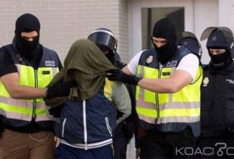 Maroc : Arrestation d'un jihadiste présumé qui prévoyait de commettre un attentat en Espagne