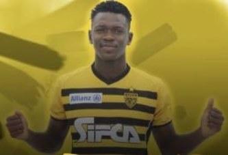 Le Burkinabé Abdoul Fessal Tapsoba(ASEC Mimosas) bientôt en Ligue 1 française ?