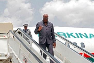 Burkina Faso: Le président Roch Marc Christian Kaboré en visite d'amitié et de travail en République de Turquie