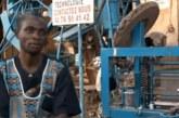 Un Burkinabè illettré invente une machine à tisser (vidéo)