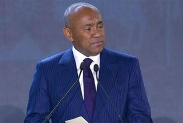 Madagascar : Le président de la CAF Ahmad Ahmad accusé de corruption et d'harcèlement sexuel