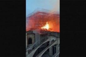 Notre-Dame de Paris : les images impressionnantes de l'incendie