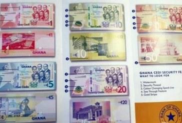 Ghana : Dévoilement de nouveaux billets Ghana Cedi pour le 06 mai