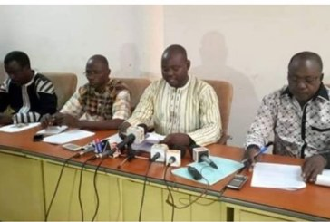 Burkina Faso: La Coordination Nationale des Syndicats de l'Education bande les muscles: Pas de correction des devoirs et autres évaluations, pas de calcul des moyenne…s