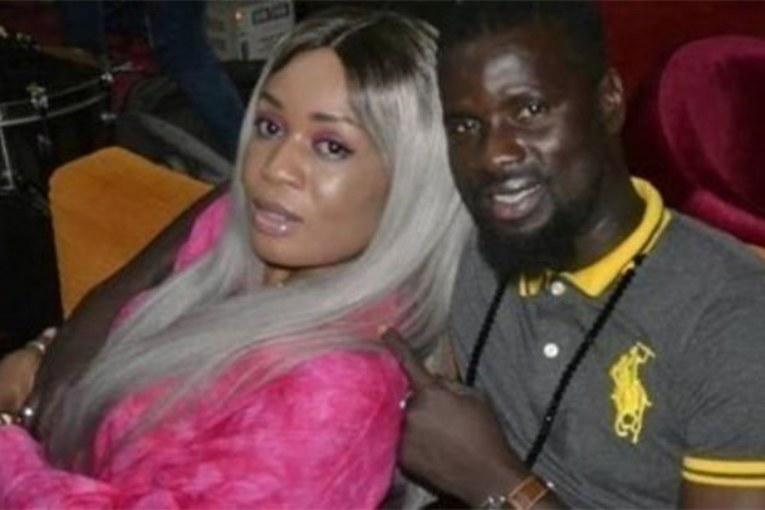Eboué : il rayonne avec sa nouvelle épouse