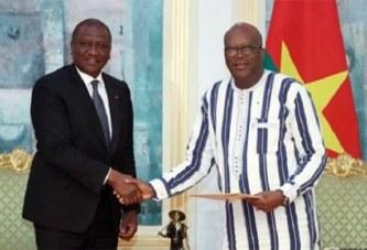 Burkina Faso: Des révélations sur la récente visite d'Hamed Bakayoko à Roch Kaboré, ce qui a été dit sur Compaoré