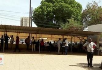 Sit-in de la coordination SYTTPBHA /MI : le syndicat dénonce une gestion autocratique, informelle et anarchique du travail au ministère des Infrastructures