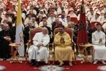 Maroc : dialogue inédit entre le pape et le roi Mohammed VI