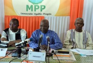 Crise au Minéfid: «C'est une opération de sabotage, de tentative d'asphyxie de l'économie nationale» (Simon Compaoré)