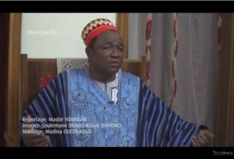 Naaba Saaga 1er : «les adultes doivent être des modèles pour les enfants» (Vidéo)