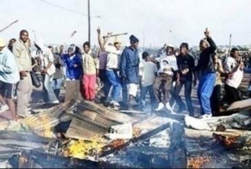 Attaques xénophobes : des Nigérians poignardés à mort en Afrique du Sud