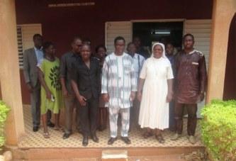 Le projet READY à Bobo-Dioulasso:L'insertion professionnelle des jeunes au Burkina Faso reste une préoccupation majeure dixit Célestin B. Koussoubé