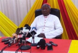 Message de Pâques : Le Cardinal invite « à ne pas se prendre pour le nombril du monde »