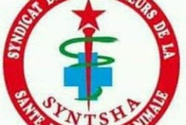 Communication du SYNTSHA sur le préavis de grève du 17 au 19 avril 2019