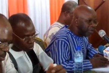 Simon Compaoré au ONGs intervenant au Burkina: «Si le Burkina est devenu invivable, il faut partir. C'est tout !»