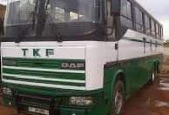 Burkina Faso: braquage d'un car de transport sur l'axe Ouagadougou- Toma