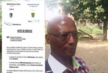 Côte d'Ivoire : Le Directeur National du Zoo d'Abidjan suspendu de ses fonctions, voici ce qui lui est reproché