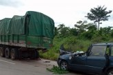 Pasteur et pharmacien tués dans un accident : Voici la version du chauffeur du camion fautif, le sort réservé à ce camionneur