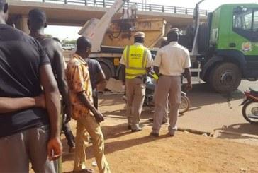 Ouaga : Un « élève » meurt écrasé par un camion de la Commune de Ouagadougou