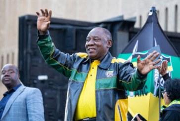 Afrique du Sud : Cyril Ramaphosa réélu président de la République