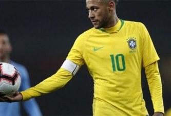 Copa America : Neymar perd le brassard de capitaine du Brésil