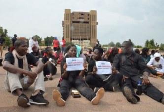 Sit-in contre les «camions de la mort»: pour une application effective de la réglementation