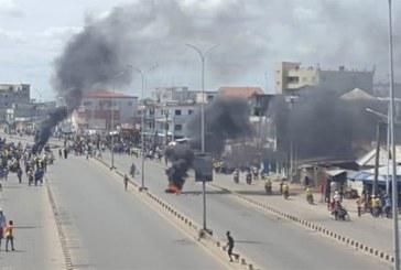 Bénin – Supposée tentative d'arrestation de Boni Yayi: Zoom sur les dégâts (vidéo)