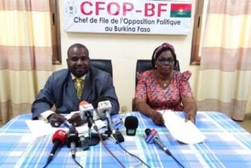 Fraude d'or au Burkina : l'Opposition dénonce «le terrorisme économique» du gouvernement
