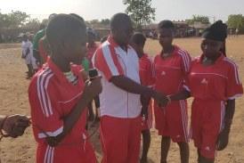 Finale de la coupe du proviseur du Lycée Municipal de Kilwin:Faissal Tapsobaréussit le pari de l'organisation.