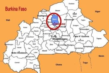 Kongoussi: Des assaillants mettent le feu à des écoles et à des débits de boissons