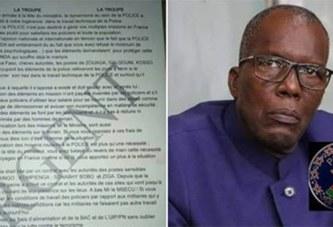 Burkina Faso: «La Troupe» lance un ultimatum au ministre de la sécurité