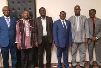 Renforcement de la cohésion sociale au sein du MINEFID:Lassané KABORE rencontre les mutuelles du département
