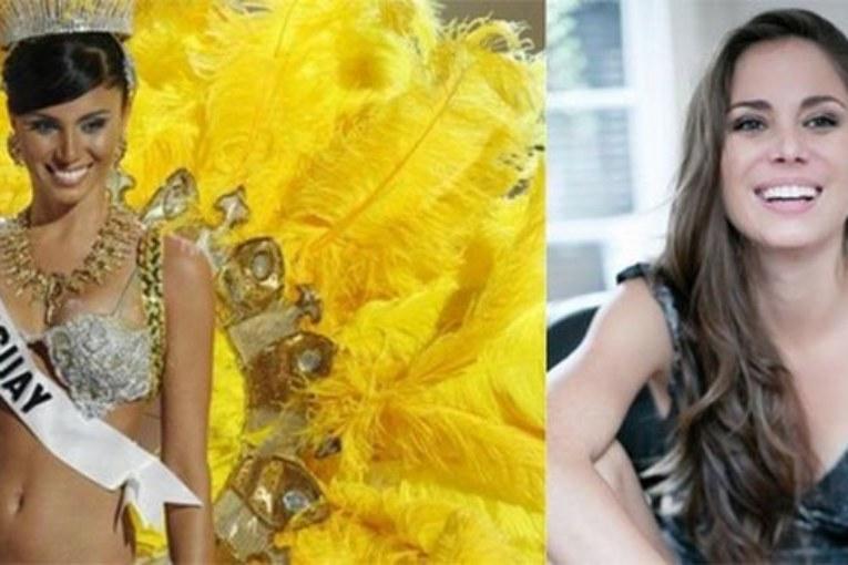 Miss Uruguay 2006 retrouvée morte pendue dans sa chambre d'hôtel