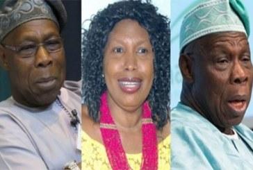 «Obasanjo a payé des assassins pour me tuer », l'épouse de l'ancien président nigérian fait des révélations graves