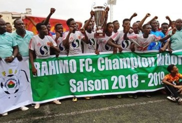 Fasofoot: Rahimo FC sacré champion national 2018-2019