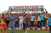 Coupe du Faso : RAHIMO FC sur le toit du football burkinabè permet à Salitas FC d'être africain