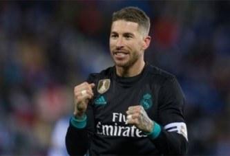 Mercato : Sergio Ramos scelle son avenir avec le Real Madrid