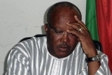 Burkina Faso: Quand le président Roch et son équipe font pitié !