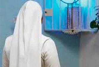 Une ancienne religieuse (sœur) révèle: » Quand Dieu appelle, il ne ferme pas en bas «
