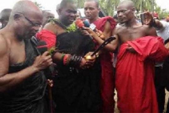 """Ghana: Un chef demande aux """"sorciers"""" d'utiliser leurs """"pouvoirs"""" pour développer la communauté"""