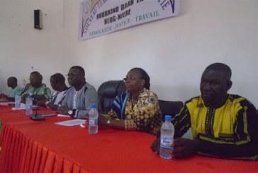 Politique : «Nous sommes avec Roch Kaboré de jour comme de nuit», Vincent Dabilgou