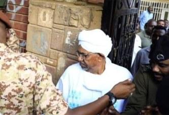 Au Soudan, Omar el-Béchir déféré au parquet